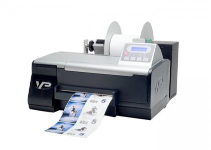Een label printer met inkt cartridges is een goed alternatief, maar heeft aanzienlijk lagere kwaliteit prints.