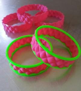 Armbanden 3D geprint