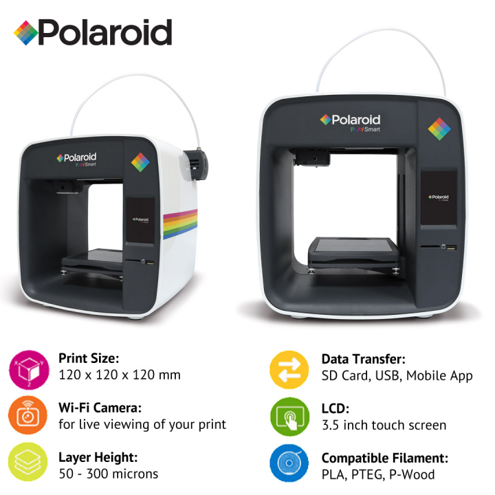 Polaroid PlaySmart 3D