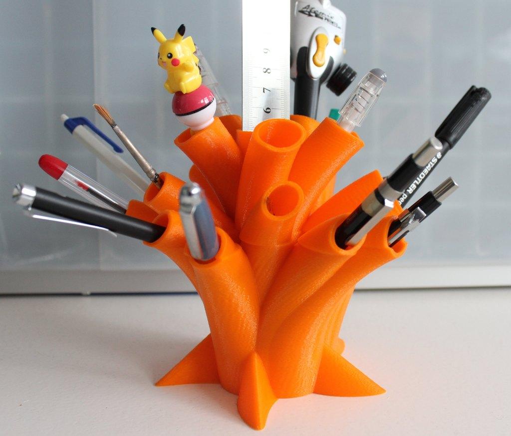 Thingiverse Pen Houder