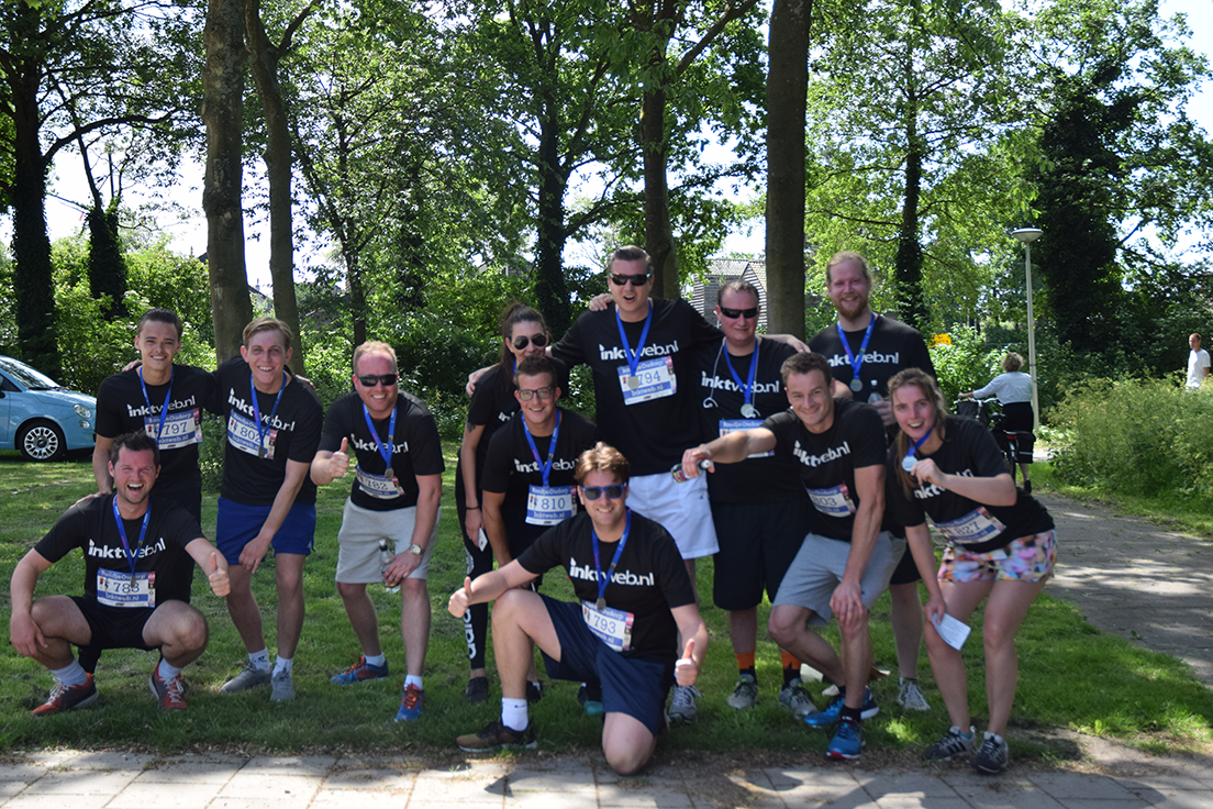 Inktweb.nl Rondje Oudorp team