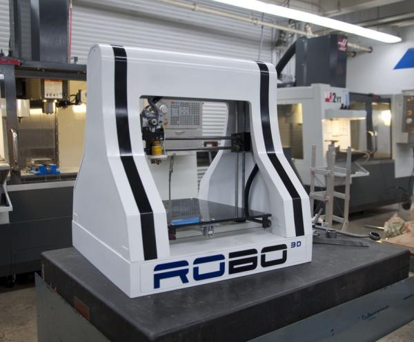 De Robo3D printer