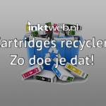 Cartridges recyclen - Zo doe je dat!