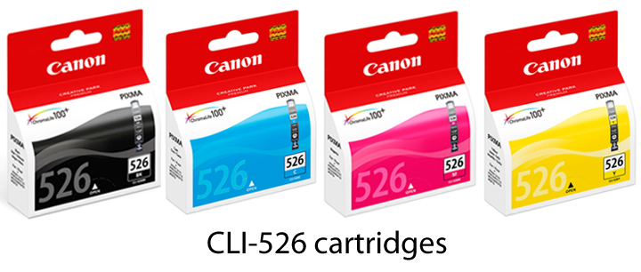 cli-526-inkt-cartridges