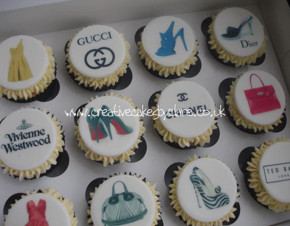 cupcake geprint