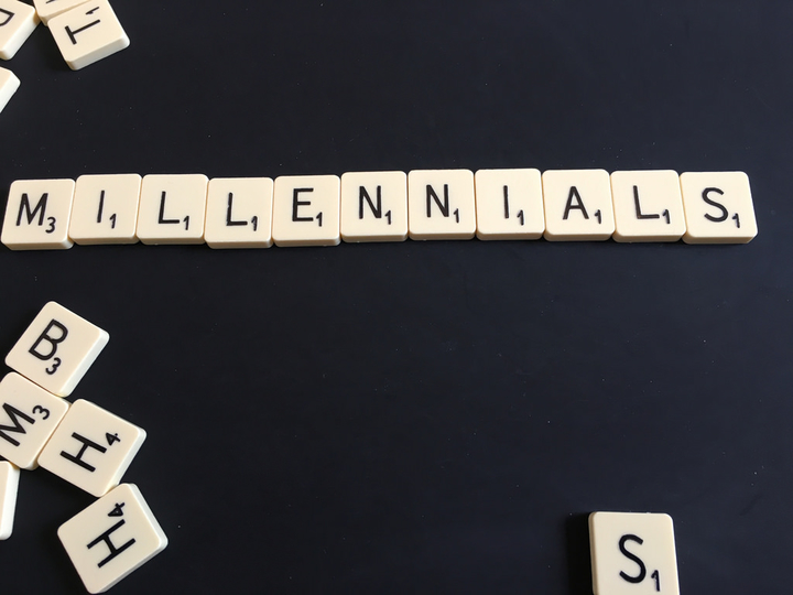 Millennials en flexwerken