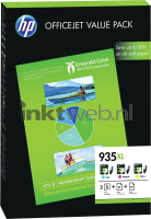 935XL Office value pack high-res transparant