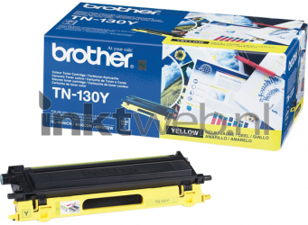 Brother TN-130 geel TN130Y