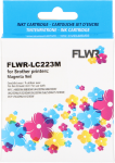 FLWR Brother LC-223M magenta