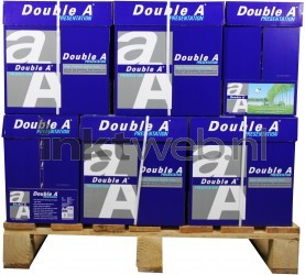 Double A Presentation A4 Papier 80 pakken (100 grams) wit DAP100H