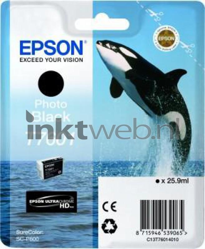 Epson t7601 foto zwart origineel - Origineel foto kind ...