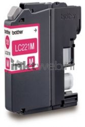 Brother LC-221M magenta LC221M