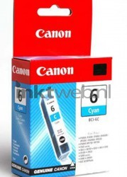 Canon BCI-6C cyaan 4706A002
