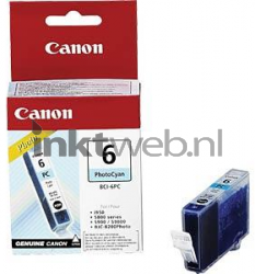 Canon BCI-6PC foto cyaan 4709A002
