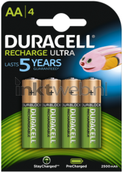 Duracell AA Rechargeable, 2500 mAh DX1500