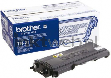 Brother TN-2110 zwart TN2110