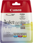 Canon CLI-521 CMY multipack blister