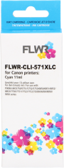Canon CLI-571 XL cyaan product only