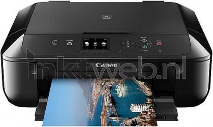 Canon MG5750 printer met CLI-571 cartridges IW-MP-MG5750-571