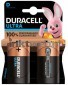 Duracell Duracell Ultra Power Alkaline Battrij 1.5V D2 2pack