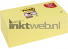 3M Post-it 76x76mm 12 pack geel