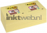 3M Post-it-655 76x127mm 12 pack geel