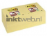 3M 3M Post-it 38x51mm geel