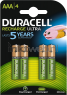 Duracell AAA Rechargeable