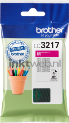 Brother LC-3217M magenta LC3217M