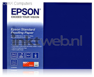Epson Standard Proofing Paper A3++ wit C13S045192