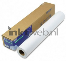 Epson Traditional Photo Paper rol 24 wit C13S045055