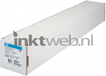 HP Bright White Inkjet Paper rol 36 Inch wit C6810A