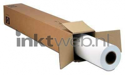 HP Bright White Inkjet Paper rol 23 Inch wit C6035A