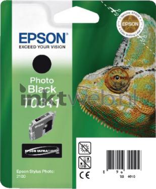 Epson t0341 foto zwart origineel - Origineel foto kind ...