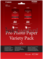 Canon VP-101 A4 Multipack wit 6211B020