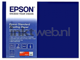 Epson Standard Proofing Paper A3+ wit C13S045005