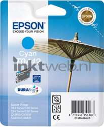 Epson T0442 cyaan C13T04424010