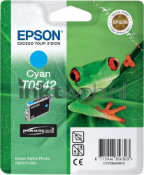 Epson T0542 cyaan C13T05424010