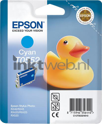 Epson T0552 cyaan C13T05524010