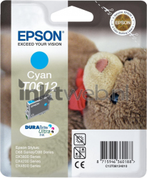Epson T0612 cyaan C13T06124010