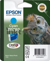 Epson T0792 cyaan C13T07924010