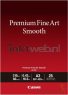 Canon Fine Art Smooth fotopapier A3 wit