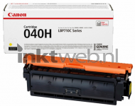 Canon 040H geel