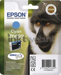 Epson T0892 cyaan C13T08924011