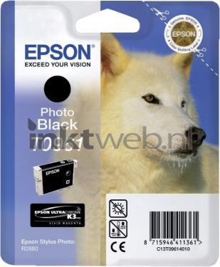 Epson t0961 foto zwart origineel - Origineel foto kind ...