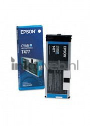Epson T477 cyaan C13T477011