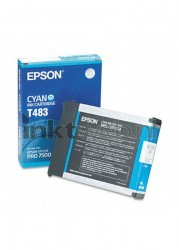 Epson T483 cyaan C13T483011