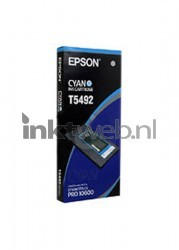 Epson T5492 cyaan C13T549200