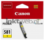 Canon 581 geel