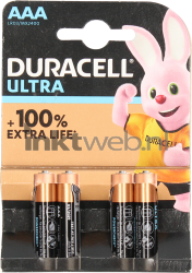 Duracell Ultra Power AAA 4pack MX2400